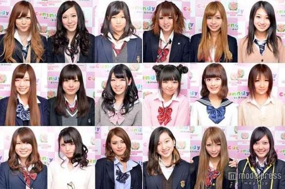 【画像】白人のJKと日本のJKの格差wwwwwwwwwwwww
