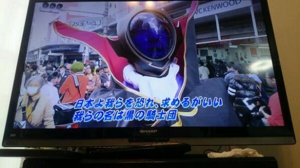 【画像】日本橋にヤバい奴いてワロタwwwwww