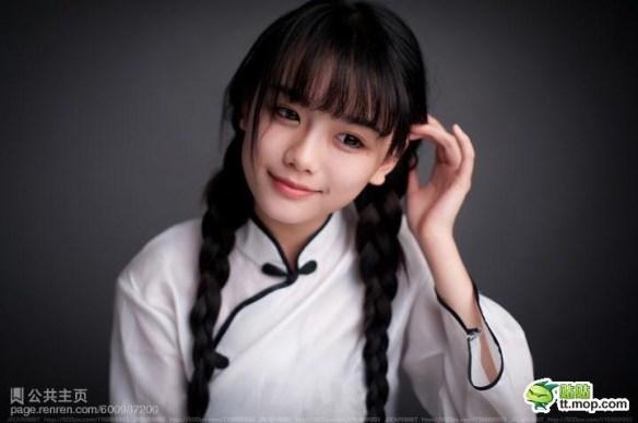 【激かわ】俺が中国のネットアイドル、南笙姑娘ちゃんと言う天使の画像を貼ってくスレ