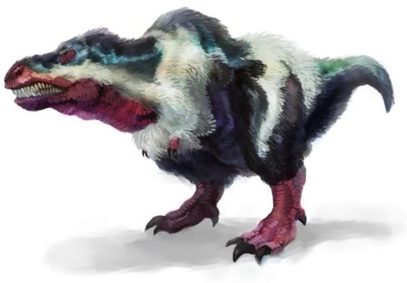 【悲報】最新の研究によるティラノサウルスwwwwwwwwwwwwwwwwww(画像あり)