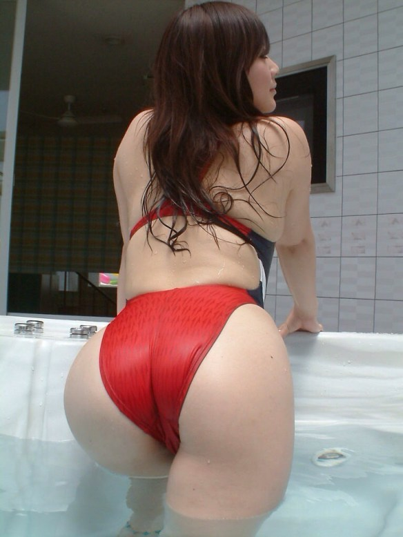 【画像あり】お尻の大きな女の子wwwwwwwwwwwww