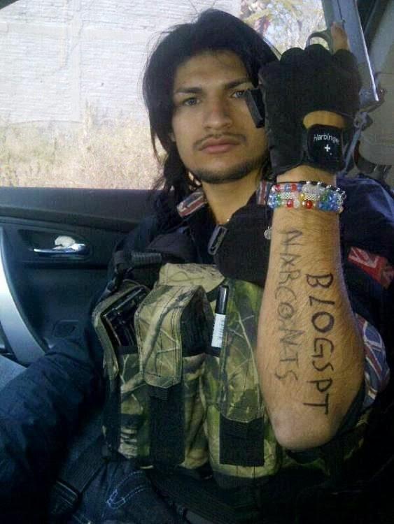 【画像あり】メキシコの殺し屋イケメンすぎwwwwwwwwwwwww