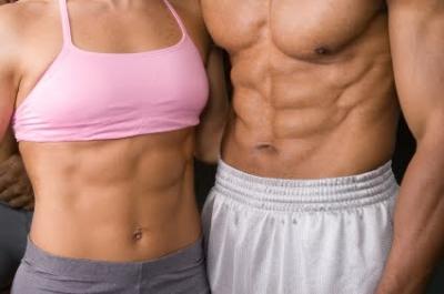 【けしからん】女の腹筋のエッチさは異常wwwwwwwwwwww(画像あり)
