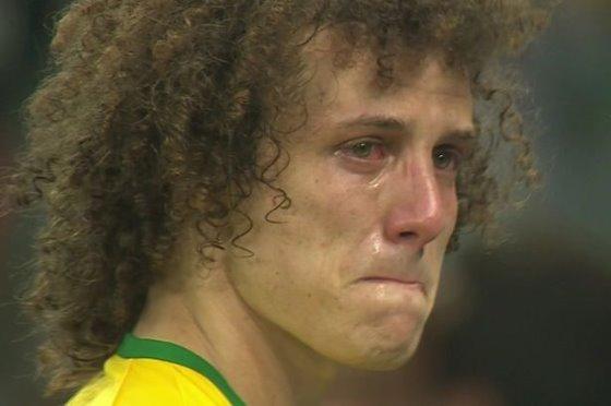 号泣したダビド・ルイスに9歳の女の子が手紙 「あなたは私のチャンピオンです。」