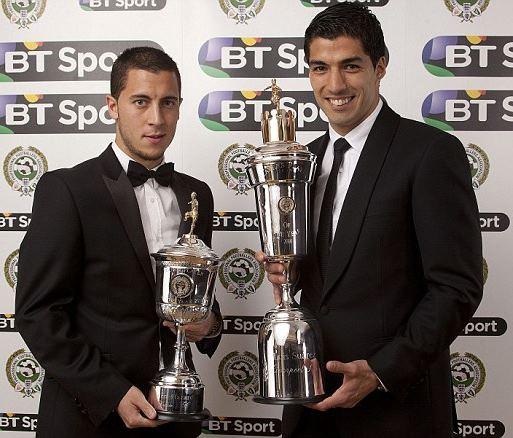 モウリーニョ監督がスアレスの最優秀選手賞に疑問「ジェコのほうが相応しい」