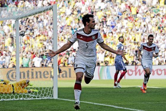 【ハイライト動画】ドイツ対フランス W杯ベスト8