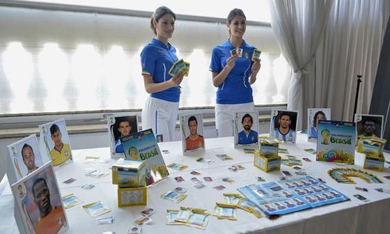 ワールドカップのトレカで見る選手の過去と現在(画像20枚)