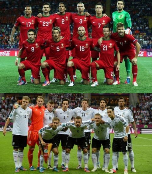 ドイツ ポルトガル