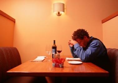 ファミレスで一人飯【いかんのか?】
