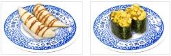 くら寿司、「キャラメルバナナ寿司」と「キャラメル・コーンマヨ」を期間限定で販売