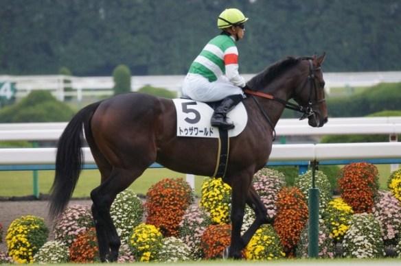 【競馬】 川田騎手「トゥザワールドは勝たなければいけない馬」