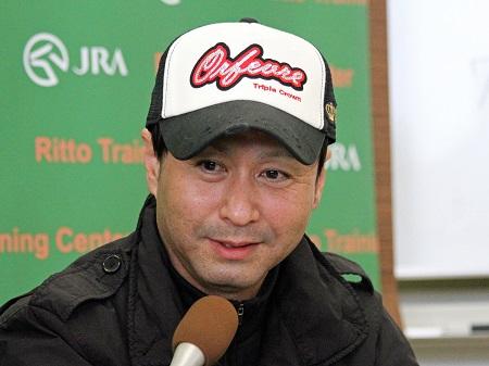 【競馬】 池江調教師「ラヴィダフェリースはディープ産駒のトップ」