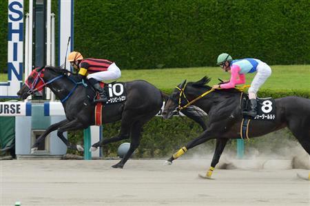 【競馬】 天保山Sを勝ったエイシンビートロンは伝説の新馬戦の生き残りだった