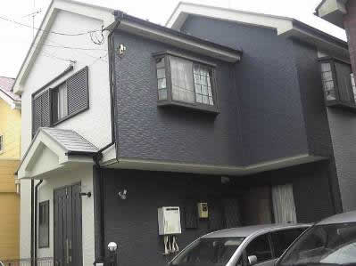 横浜市瀬谷区 外壁塗装 アフターケア1