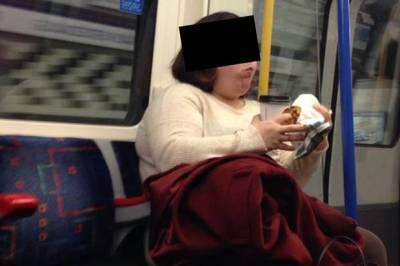 「電車飯」 ネットで晒し者に … 解釈が分かれる電車内での飲食 - イギリス