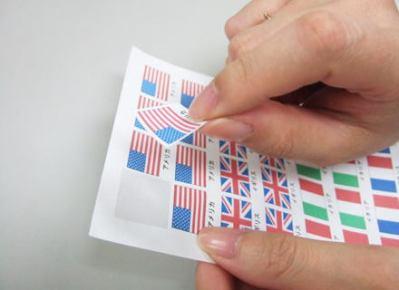 『シールの貼り方一つにも国民性が表れる』 海外掲示板で話題 (画像)