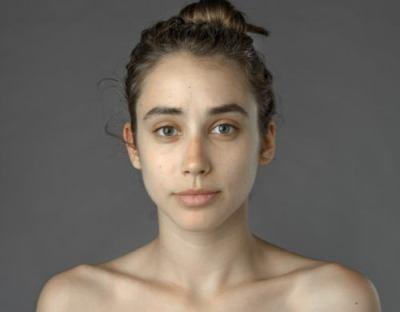 """「この写真の女性をフォトショップ加工して綺麗にしてみてください」 → 世界20数カ国に送信 → 各国毎に女性の""""美の見方の違い""""が浮き彫りに (画像)"""