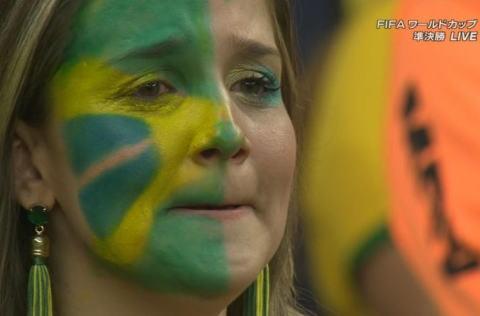 W杯 準決勝、ドイツがブラジルに7-1で勝利、準決勝で7得点はW杯準決勝史上最多 … 攻防の要2名を欠きブラジル崩壊、歴史的大敗にスコラーリ監督「普通ではないことが起きた」