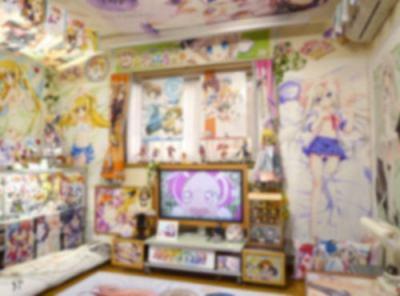 """倉敷小5女児監禁事件、部屋の壁一面に""""アニメのポスター""""の報道に、アニメファン「『アニメ好き=変態』のレッテル貼りである!」"""