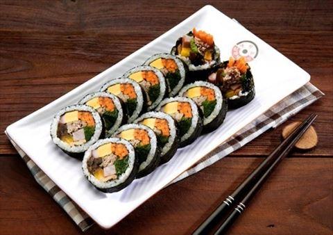 日本人が好きな韓国大衆料理 「キンパプ」、「タッカンジョン」、「ホットク」
