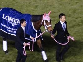 【競馬】 ジェンティルドンナって史上最強牝馬だよな?