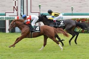 【競馬】 ダノンメジャー、鞍上・武豊でNHKマイルCへ