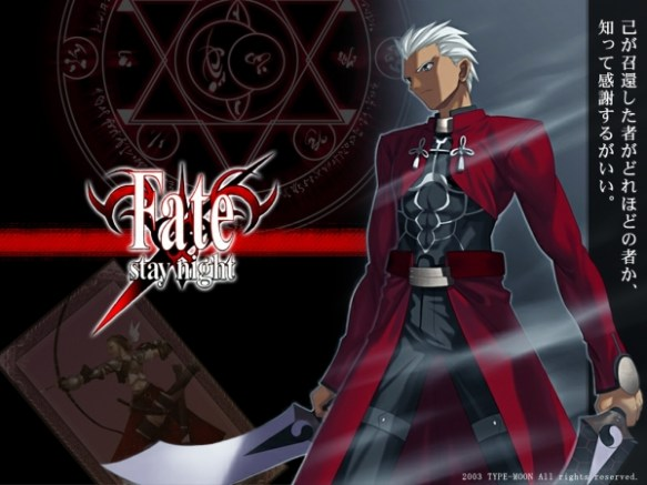 Fateのアーチャーの詠唱かっこよすぎわろたwwwwwwwwwww