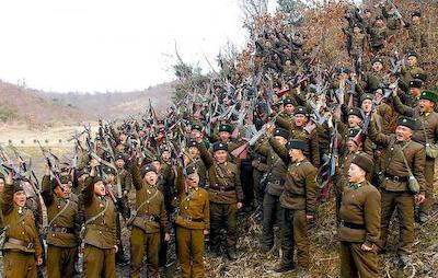 金正恩、朝鮮半島の統一戦争を1週間以内に終わらせる速戦即決式の「7日戦争」作戦計画を新たに作成 … 「今年を統一大戦の年と宣言」「米軍が介入できないように7日間で韓国全域を占領」