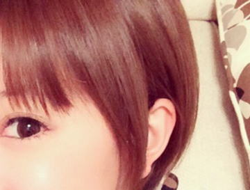 矢口真里(31)髪をバッサリ 「だいぶ短いっす。メンズだね」 … ブログで少年のように短くカットした写真を公開、ファンからは好評 (画像)