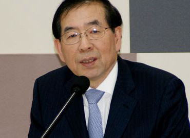 朴元淳ソウル市長、東京五輪協力へ 「2020年の東京五輪はアジア全体の五輪にしよう。ソウルも一緒にしたパッケージの観光商品をつくれば、他の国の人々にも喜ばれる」