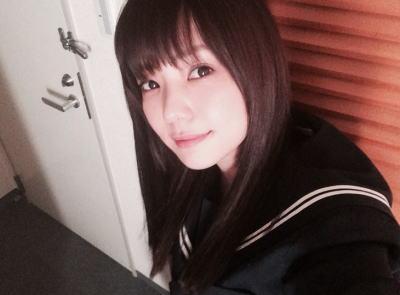 倉科カナ(27) セーラー服を着せられ「恥ずかしさの極み!」 … 中学生役でドラマにて本物の中学生に混じって撮影 「怒ってます。若干。そりゃそうですよ、今年28歳のアラサーの私に!」
