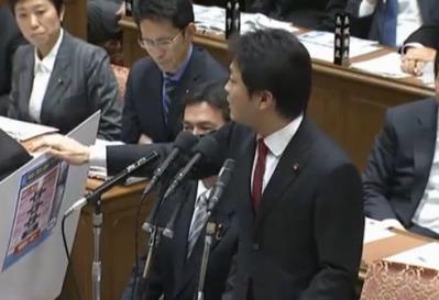 安倍首相、民主党の玉木雄一郎氏の質問中「日教組」とヤジを飛ばし叱られる (動画)