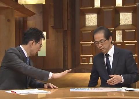 報ステにて古舘伊知郎(60)と古賀茂明(60)が内ゲバ(動画) … 古賀「楽屋で不本意だと謝ってたでしょ、録音してるから出しますよ」 古館「そんなこと言ったらこっちも出しますよ」