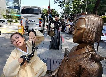 韓国の女性団体、韓国人慰安婦の生存者53人を「ノーベル平和賞」の候補に推薦する案を推進 … 韓国メディアは「慰安婦問題の解決無くアジアの平和を維持することは難しい」と評価