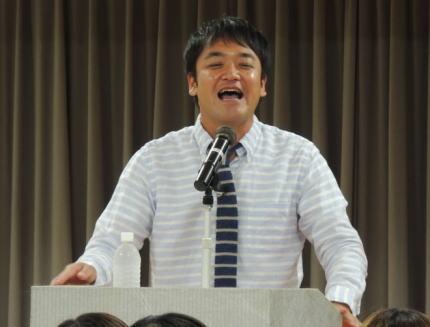 たむらけんじ(42)大阪市長候補に急浮上 … 橋下市長が応援演説をすれば誰でも当選できる状況、藤井聡教授や辛坊治郎氏の名前も
