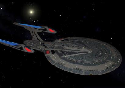 『スタートレック』の大ファンを自負する中国の富豪・劉徳建氏、約195億円を費やして自社ビルを宇宙船「USSエンタープライズ号」そっくりの形に建設 (画像)