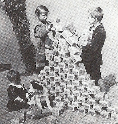 ドイツ「マルク(通貨)刷りまくった結果wwwwwwwwwwwww」
