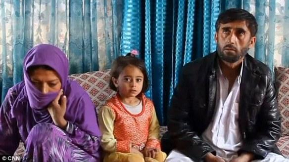 【マジキチ】アフガンで性的暴行され妊娠した少女が懲役12年の有罪判決→家族絶縁→刑務所出産→犯人と結婚