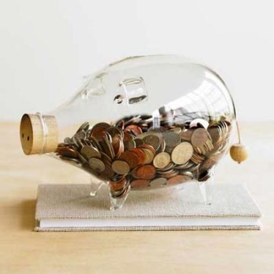 妹の貯金箱にゲーセンのコイン入れるの楽しすぎwwwwwwwwwww