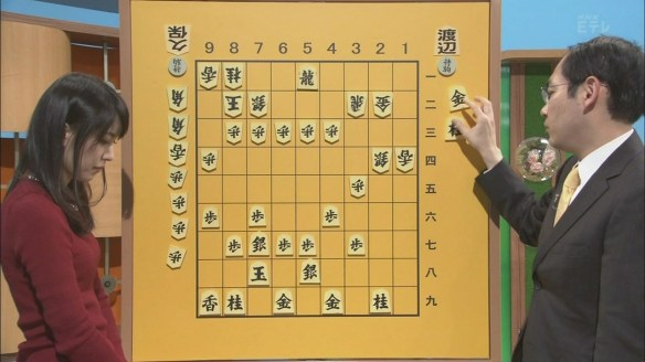 【速報】Eテレで女流棋士山口恵梨子ちゃんのオッパイwwwwwwww(画像あり)