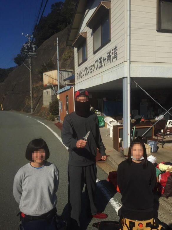 【画像あり】日本人「イスラム国(ISIS)ごっこなうww」世界よ、これが日本だ・・・・・・!