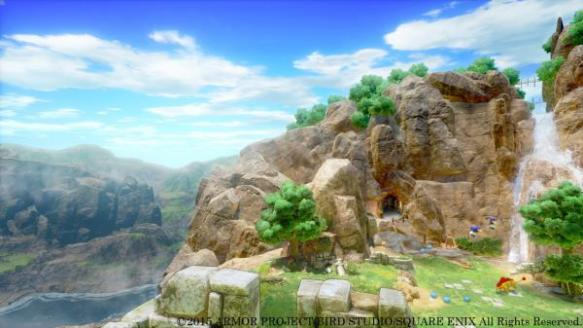 【画像】PS4版ドラクエ11の最新画像来たけどマジ綺麗過ぎwwwwwww