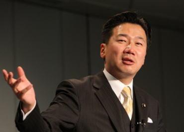 民主党・福山哲郎幹事長代理「新国立競技場の見直しができるなら、安保法制も廃案にできるはずです。支離滅裂です」