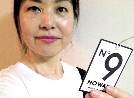 """朝日新聞「『NO 9 NO WAR』 東京などの芸術家グループが作った""""9条タグ・バッジ""""でおしゃれにデモ、若者(中高年)に浸透」→ 海外ブランドのデザイン丸パクリなのがバレる(画像)"""