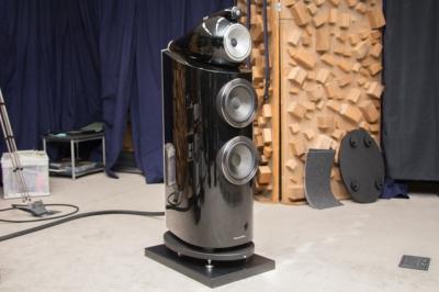 【TIAS】B&Wの新しい800D3シリーズ他のメーカーの追随を許さない圧倒的な音、過去のスピーカーをすべて陳腐化させる程の能力に劇的な進化
