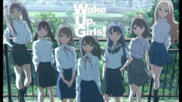 【画像】アニメ『Wake Up Girls!』の新規公式絵が怖すぎる件wwwwwwww
