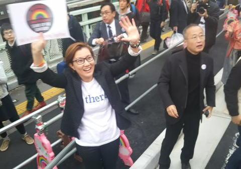 差別に反対する新宿反ヘイトデモ「東京大行進」に2500人(主催者) … 有田芳生・伊藤和子・池内さおり・香山リカなどいつものメンバーが練り歩き「難民歓迎」を訴える