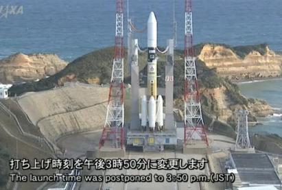 H2Aロケット、警戒区域内に船舶が侵入し打ち上げ時刻を再設定→ 午後3時50分に … 商業衛星だけを載せた純粋な商業打ち上げは初、本格的な打ち上げビジネス参入につながるか成否に注目