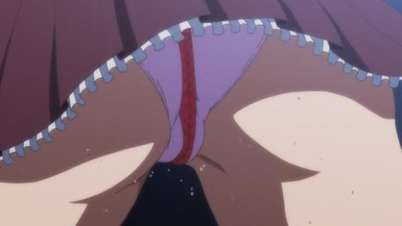 【画像】今期エロアニメ『ヴァルキリードライヴマーメイド』の最新話もエロ過ぎてヤバいwwww