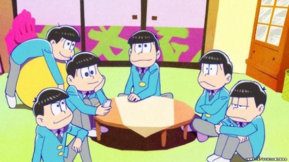 【速報】おそ松さんの円盤売上初動約8万枚、これからは腐女子の時代か